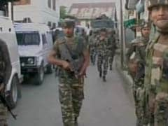 3 Lashkar-e-Taiba Terrorists Killed In Encounter In Jammu And Kashmir's Sopore