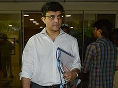 Sourav Ganguly's BMW Breaks Down, He Takes Cab To BCCI Meeting