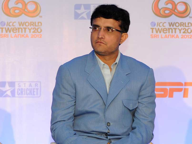 Organising World T20 Was A Lifetime Experience: Sourav Ganguly