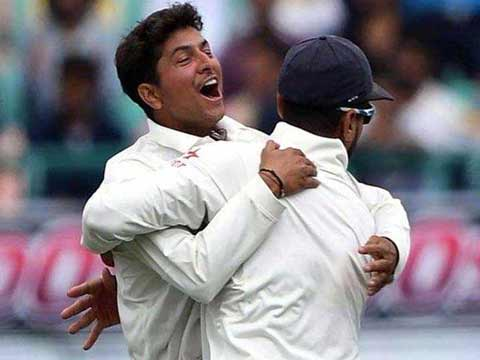 3rd Test, Day 3: India (487) beat Sri Lanka (135, 181) by an innings and 171 runs to complete a 3-0 series whitewash