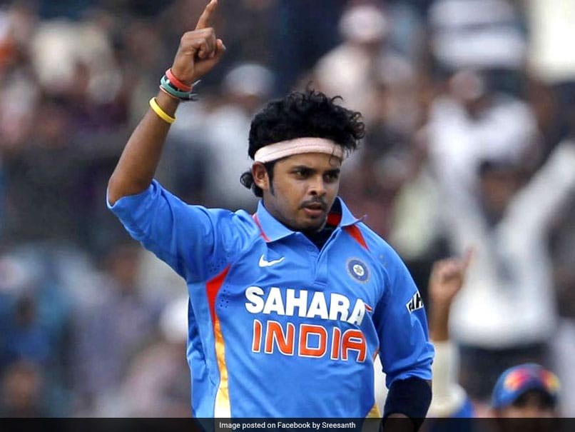 Sreesanth Back On Cricket Field After Four Years