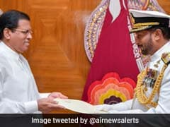 Sri Lanka Appoints First Tamil Navy Chief After Four Decades
