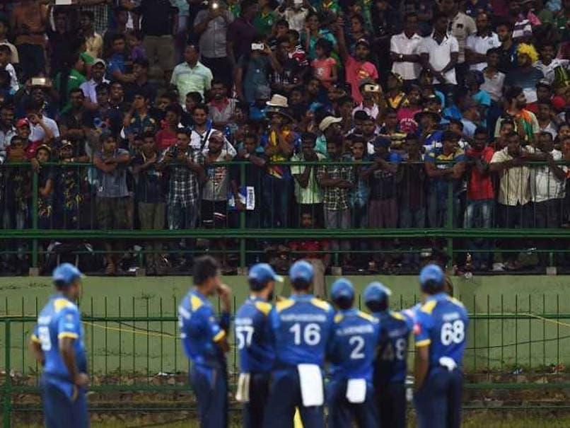 4th ODI: Sri Lanka Step Up Security After Crowd Trouble