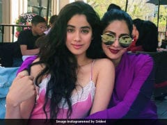 Sridevi And Her 'Angel' Jhanvi Are Next Level Chic On Holiday