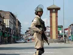 Restrictions At Some Areas In Kashmir On Independence Day