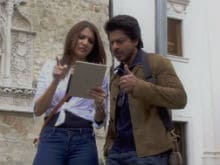 <i>Jab Harry Met Sejal</i> Preview: Shah Rukh Khan And Anushka Sharma's Quest For The Ring Ends Tomorrow
