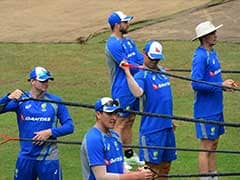 Australia Cancel Only Warm-Up Match Against Bangladesh
