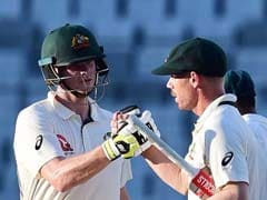 1st Test: David Warner, Nathan Lyon Put Australia Back On Track vs Bangladesh