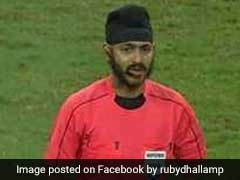 Sikh Referee Calls For Unity After Facing Racial Abuse Online