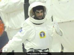 Sushant Singh Rajput Trains At NASA To Play Astronaut In <i>Chanda Mama Door Ke</i>