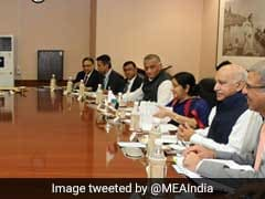 Qatar Assures Safety Of Indian Citizens There