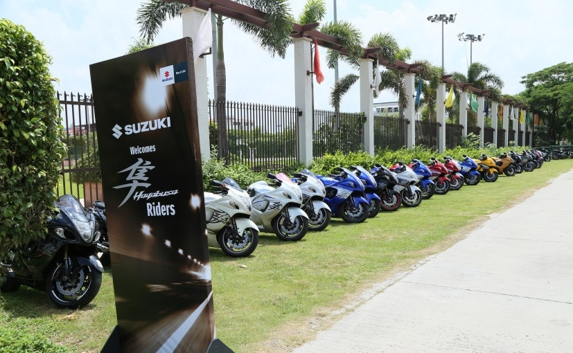 suzuki hayabusa creed community