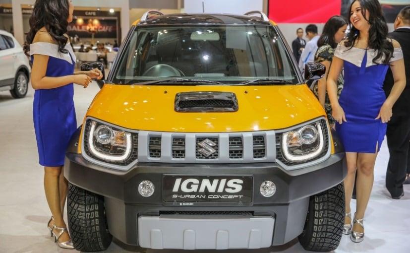 Suzuki Ignis G Urban S Urban And Motocrosser Style Concepts