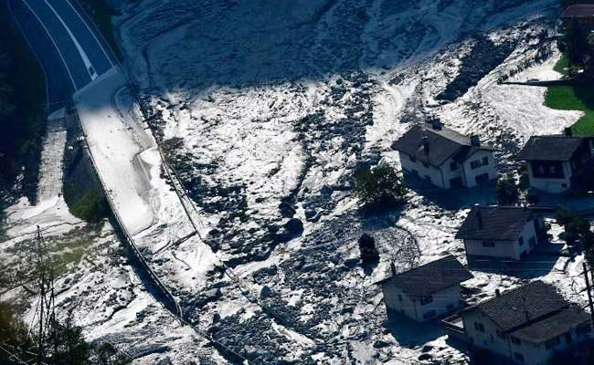 Search For 8 Missing In Alps Called Off: Swiss Police