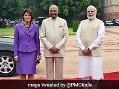 Prime Minister Narendra Modi, Swiss President Hold Talks On Bilateral, Regional, Global Issues