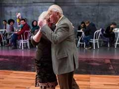 Rhythm Of Tango Still Thrills This Couple In Ninth Decade Of Life