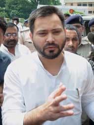 तेजस्वी ने सीएम नीतीश कुमार को दी 'चेतावनी'  ...अगर दलितों को कुछ हुआ तो...