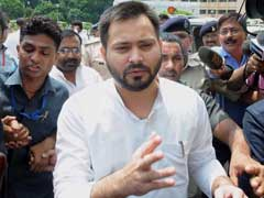 "Tejashwi Yadav Says Will ""Respect"" Supreme Court Order To Vacate Bungalow"