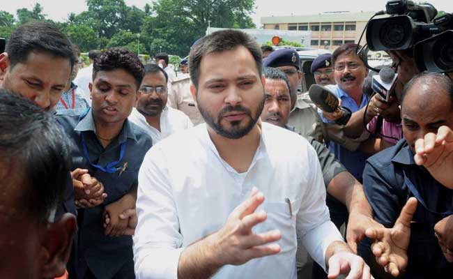 Centre's 10% Quota Move Rushed, Will 'Backfire': Tejashwi Yadav