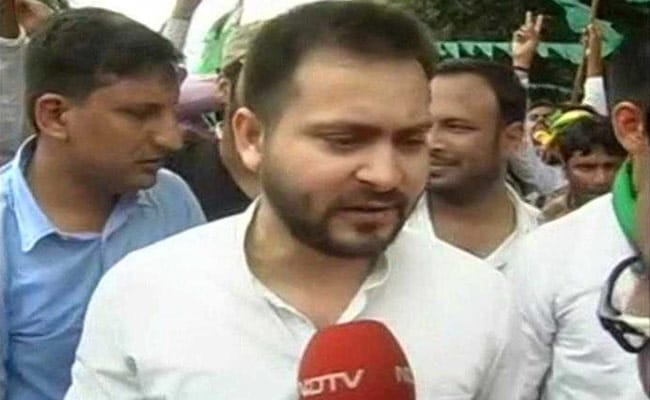Enforcement Directorate Summons Tejashwi Yadav, Rabri Devi In IRCTC Case