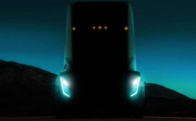 Tesla's Electric Truck Aims For 200 To 300 Miles On A Charge