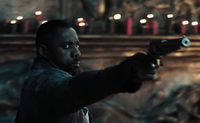 the dark tower review youtube