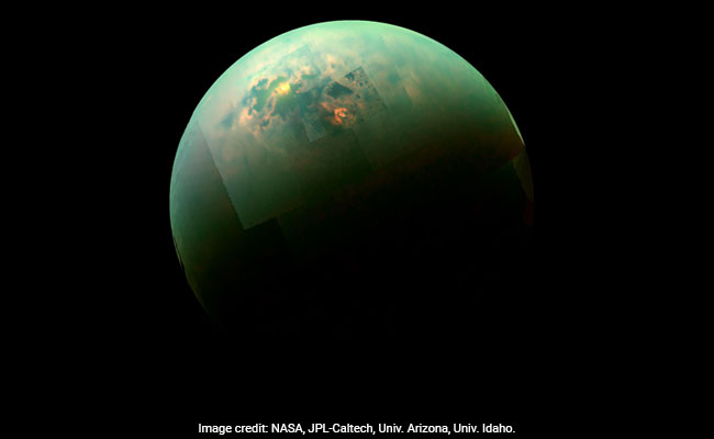 This Weird Moon Of Saturn Has Some Essential Ingredients For Life