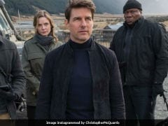 Tom Cruise Broke His Ankle Filming <i>M:I 6</i> And Twitter Has Been Quite Cruel