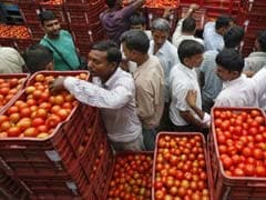 Centre Asks Mother Dairy To Cut Tomato Rates By Rs 2-3/Kg From Today
