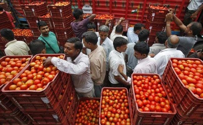 After Onion, Now Tomato Price Touches Rs 80/Kg In Delhi