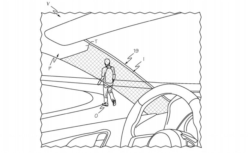 Toyota Files Patent For Innovative Cloaking Device