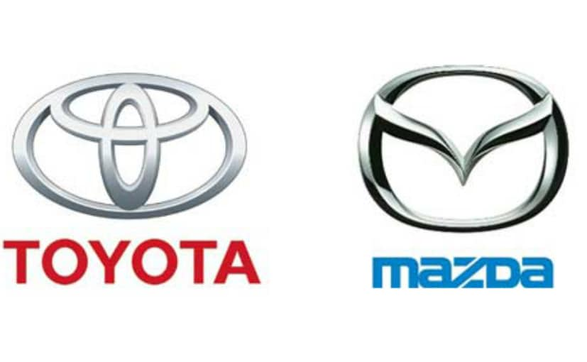 Toyota to take 5% stake in Mazda; to build joint plant