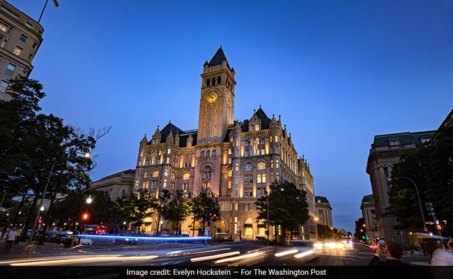 How The Trump International Hotel Changed Washington's Culture Of Influence