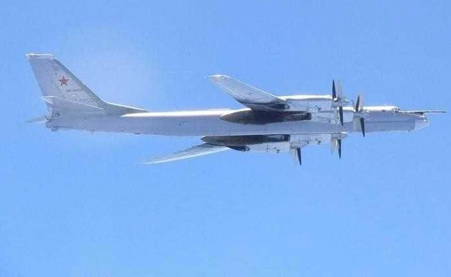 Russian Nuclear Bombers Fly Near North Korea In Rare Show Of Force