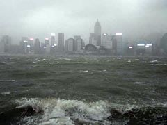 6 Dead As Typhoon Smashes Into Macau And Hong Kong