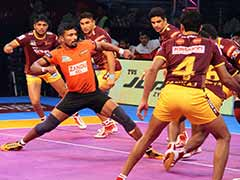 Pro Kabaddi League: U Mumba Beat UP Yoddha, Jaipur Pink Panthers Edge Out Bengaluru Bulls