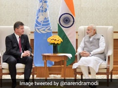 United Nations General Assembly President-Elect Meets PM Narendra Modi, Terror Discussed