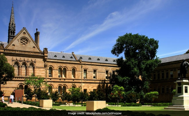 University Of Adelaide To Hold First Open Day Session In India