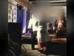 सरकारी स्कूल में भोजपुरी गानों पर अश्लील ठुमके....हाथों में गिलास और उड़ाए जा रहे थे नोट, ऐसी थी प्रधानजी की महफिल