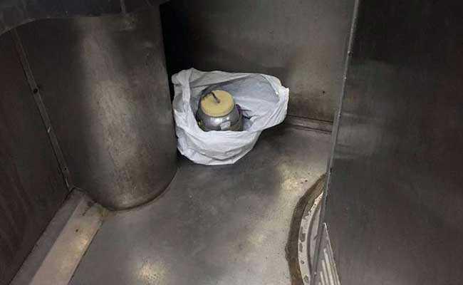 यूपी में ट्रेन में कश्मीरी आतंकी अबू दुजाना का बदला लेने के लिए मिला धमकी भरा खत
