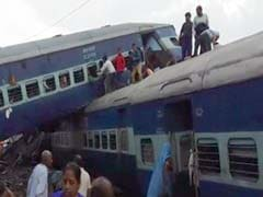 10 Killed, Many Injured As Utkal Express Derails In UP's Muzaffarnagar