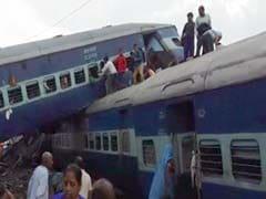 Puri-Haridwar-Kalinga Utkal Express Derails In UP's Muzaffarnagar