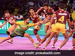 Pro Kabaddi League: Patna Pirates Play Out 27-27 Draw With UP Yoddha