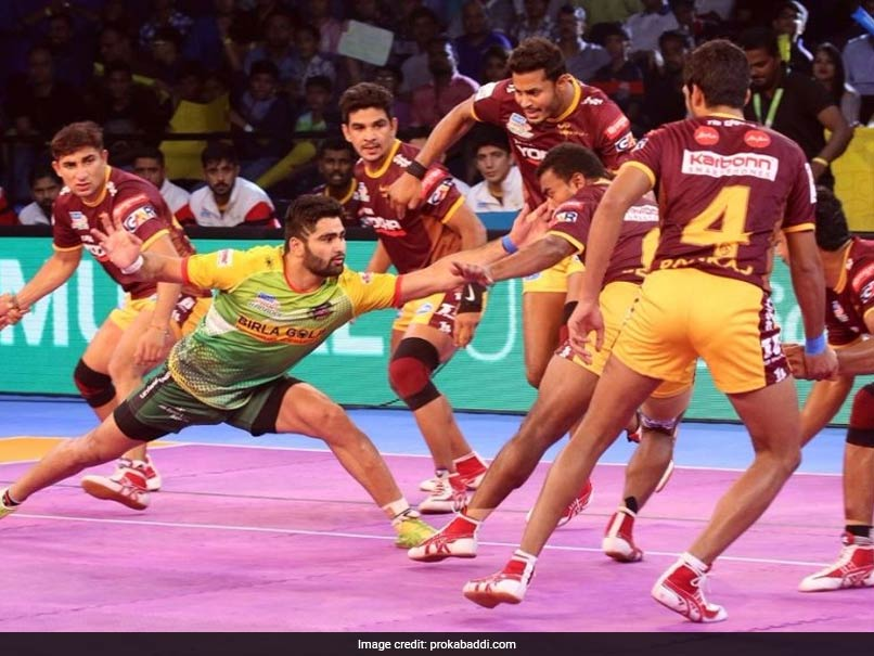 Pro Kabaddi League: Patna Pirates Play Out Draw With UP Yoddha, Gujarat Fortunegiants Beat Jaipur Pink Panthers 27-20