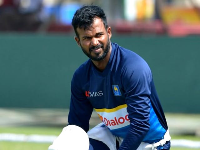 Upul Tharanga To Lead Sri Lanka In ODI Series Against India
