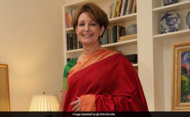 Independence Day 2017: US Envoy Asked Twitter To Help With #SareeSearch. See The Winning Saree