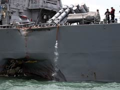US Navy Dismisses Commander After Deadly Warship Collision Near Singapore