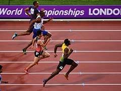 वर्ल्ड एथलेटिक्स : उसेन बोल्ट के गोल्ड चूकने की जमैका की निराशा को मैकलियोड ने किया दूर
