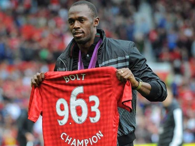 """""""Ive Signed For A Football Team,"""" Usain Bolt Teases Fans In Shock Announcement"""