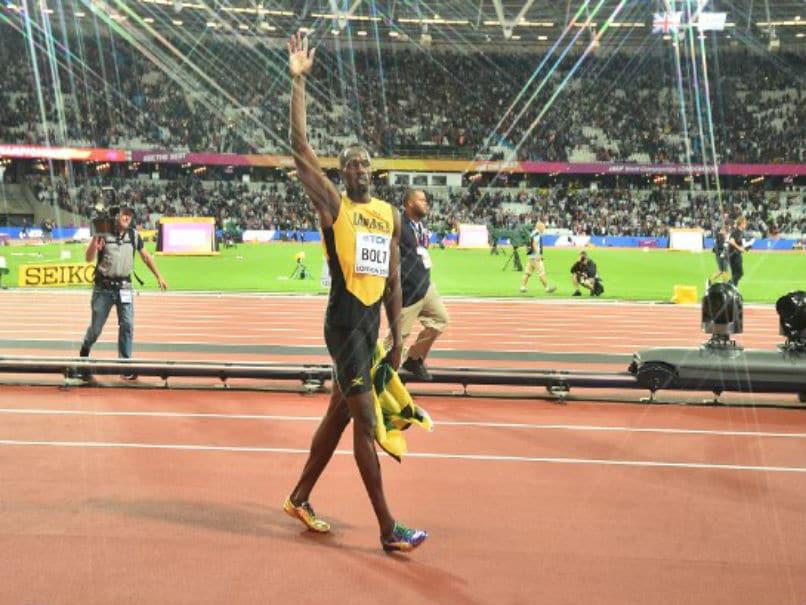 World Athletics Championships: Justin Gatlin Rains On Usain Bolt